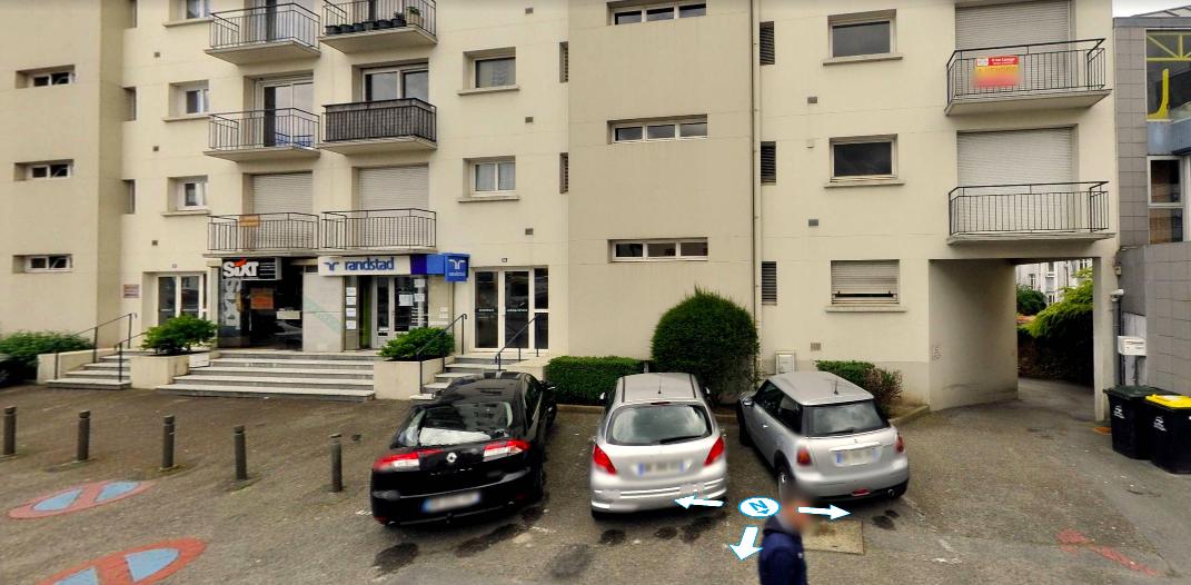 Parking Public VERY GOOD PARK GARE DE VANNES (Extérieur) - Parking public - Vannes