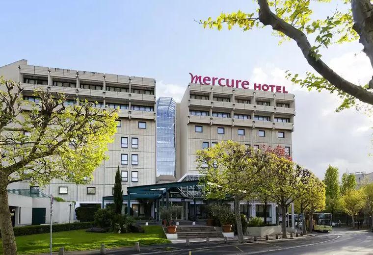 Parking Hôtel MERCURE PARIS EXPO (Couvert) - Parking public - Vanves