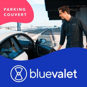 Parking Service Voiturier BLUE VALET (Couvert) - Voiturier - Nantes