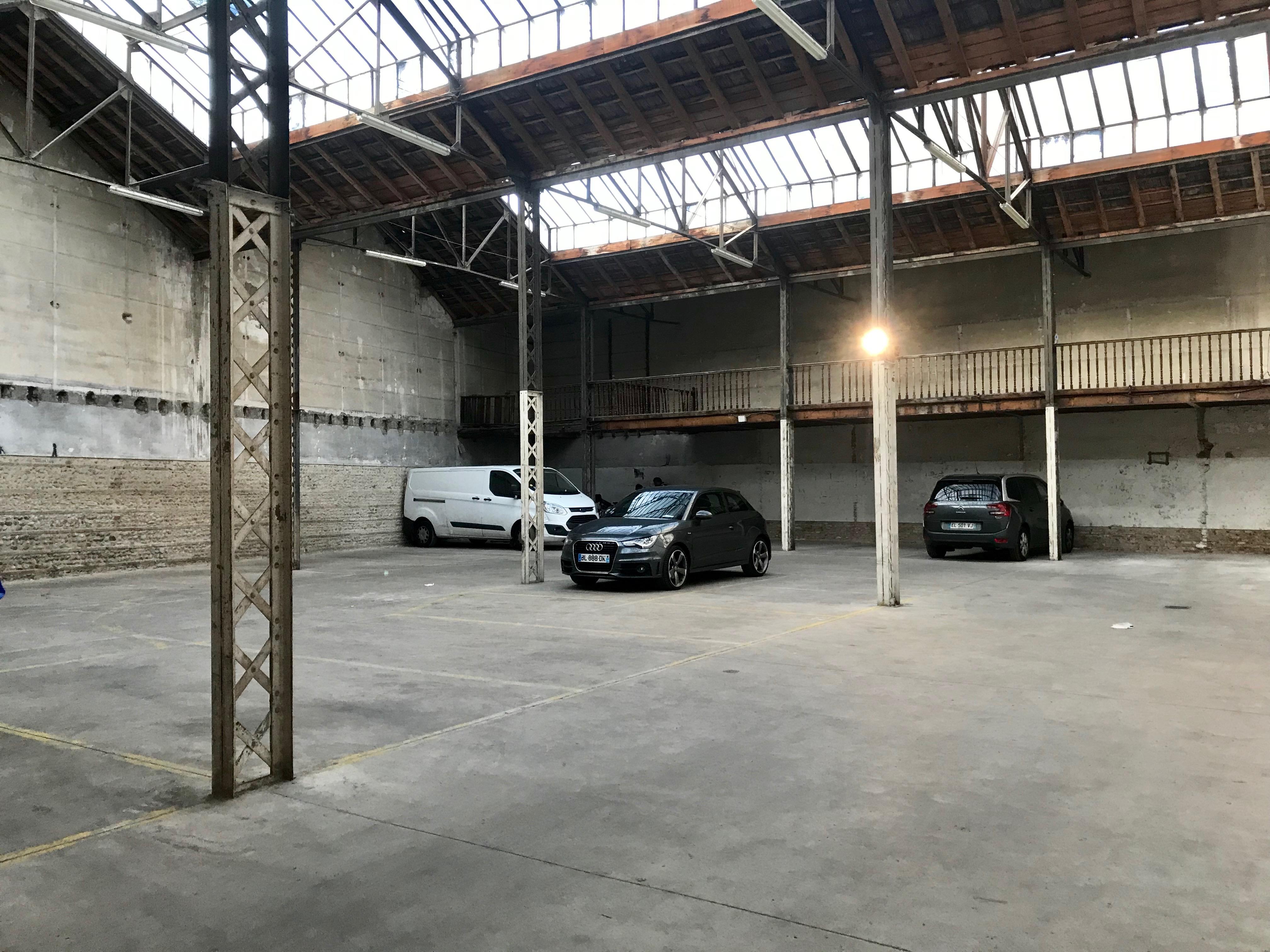 Parking Hôtel GRAND HOTEL D'ORLÉANS (Couvert) - Parking public - Toulouse