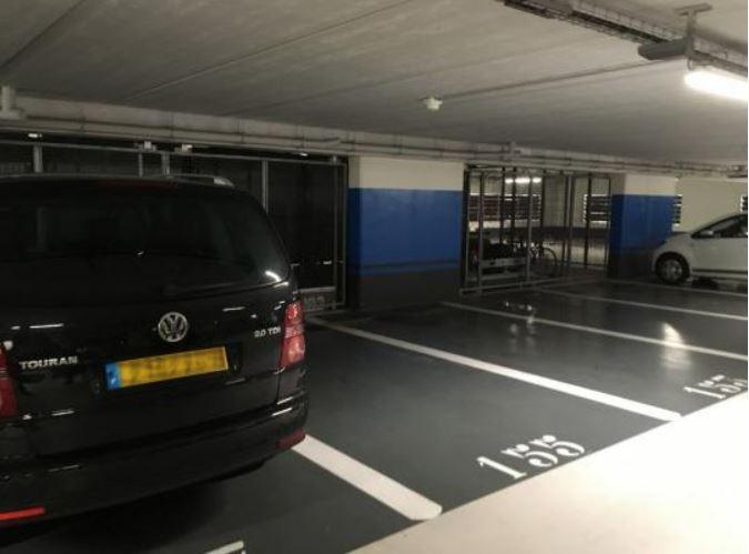 Parking Officiel EFFIA LE HAVRE ROUSSEAU (Couvert) - Parking public - Le Havre